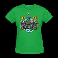 Women's T-Shirts ~ Women's T-Shirt ~ World Buscus