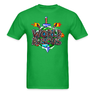 T-Shirts ~ Men's T-Shirt ~ World Buscus