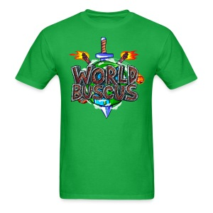 World Buscus  - Men's T-Shirt