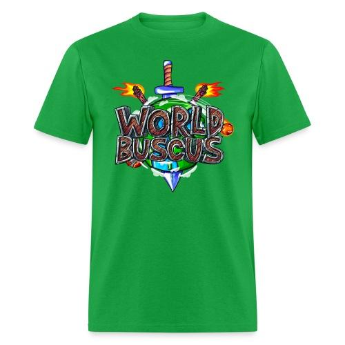 World Buscus  - Men's T-Shirt