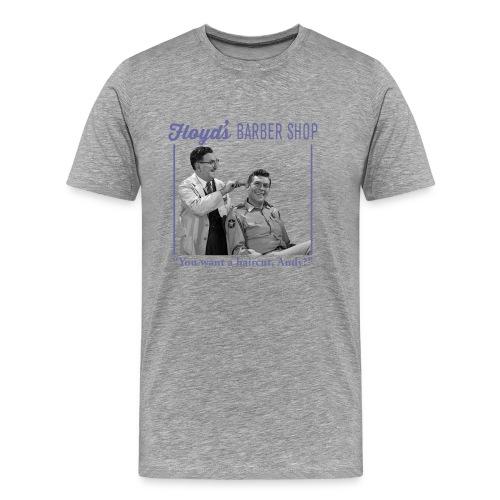 Floyd's Barber Shop - Men's Premium T-Shirt