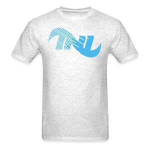 INI Blue Line T - Men's T-Shirt