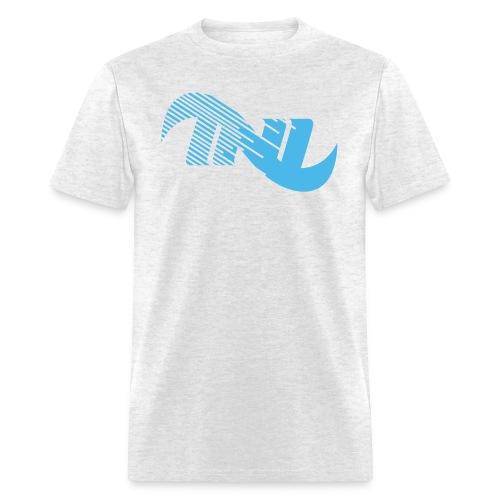 INI Blue Line T - Men's T-Shirt