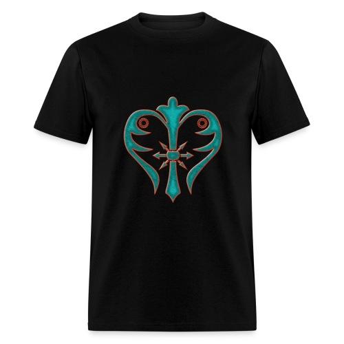 Mens TurkTribal - Men's T-Shirt