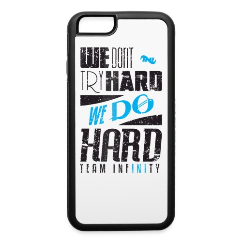 INI iPhone 6 Rubber Case - iPhone 6/6s Rubber Case