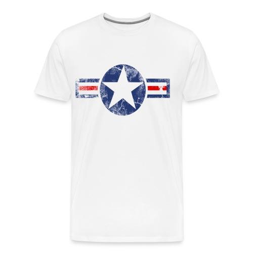 Center Star - Men's Premium T-Shirt