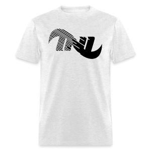 INI Black Line T - Men's T-Shirt