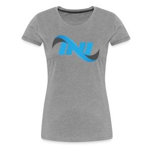 INI Official Logo Women's T - Women's Premium T-Shirt