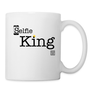 Selfie King Mug - Coffee/Tea Mug