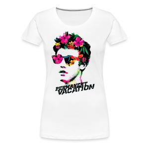 Permanent Vacation  - Women's Premium T-Shirt