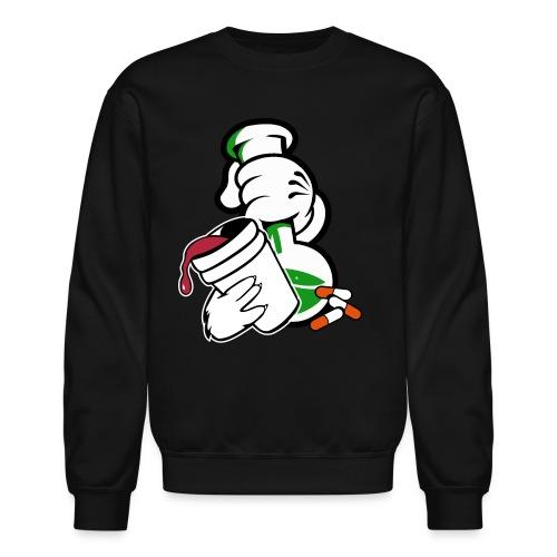 Drug Drug Drug Drug Drugs - Crewneck Sweatshirt