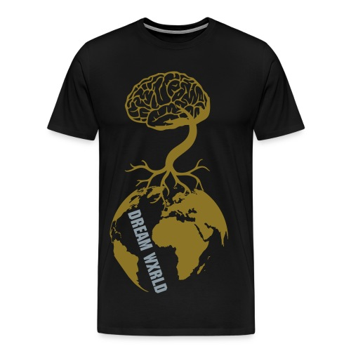 Deep thought shirt  - Men's Premium T-Shirt