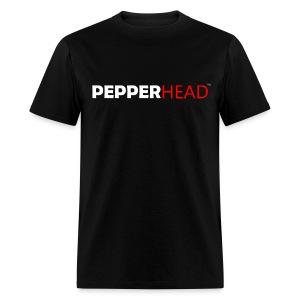 PepperHead Tee Shirt Black - Men's T-Shirt