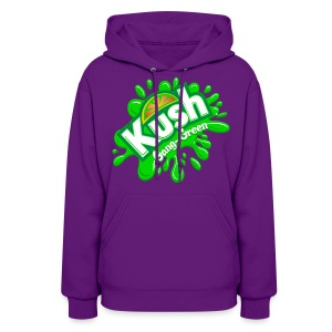 Kush Soda Females - Women's Hoodie