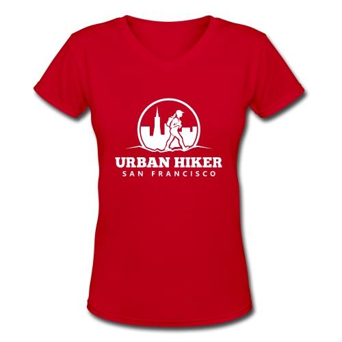 Urban Hiker SF V-Neck T-Shirt - Women's V-Neck T-Shirt