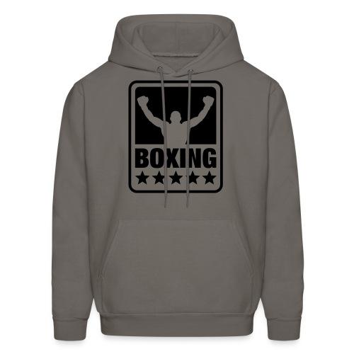 Boxer - Men's Hoodie