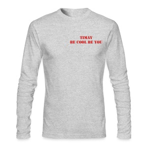 TIMAY LONG SLEEVE SHIRT BY AMERICAN APPAREL   - Men's Long Sleeve T-Shirt by Next Level