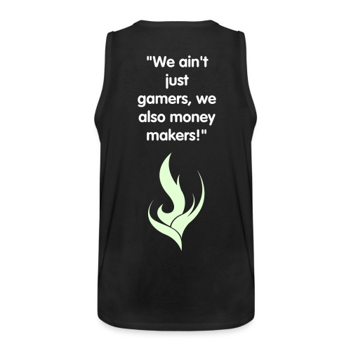 #MoneyMakers  - Men's Premium Tank