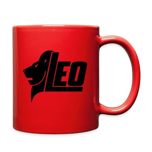 LEO Black [Mug] - Full Color Mug