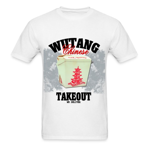 Men's Wu-Tang-Takeout Tee - Men's T-Shirt