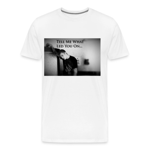 Lead You On - Men's Premium T-Shirt