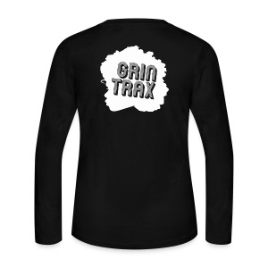 Grin Trax Sweatshop - Women's Long Sleeve Jersey T-Shirt