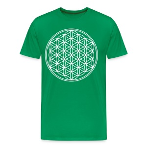 Flower of Life Tee - Men's Premium T-Shirt