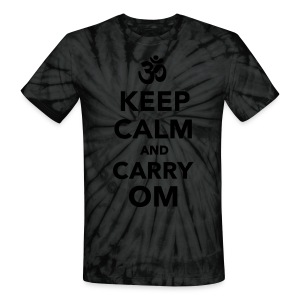 Carry OM Tee - Unisex Tie Dye T-Shirt