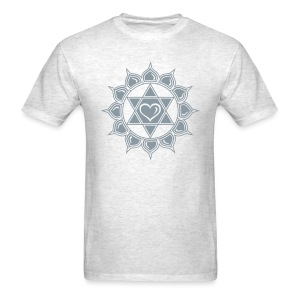 Heart Mandala Tee - Men's T-Shirt