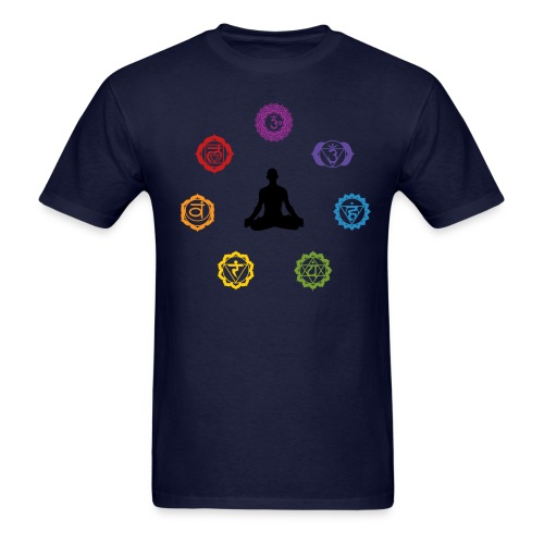 Chakras Tee - Men's T-Shirt