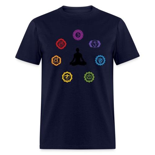Chakras Tee - Men's T-Shirt