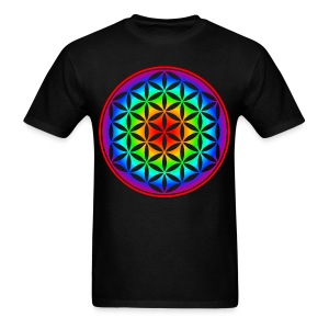 Flower of Life Tee - Men's T-Shirt