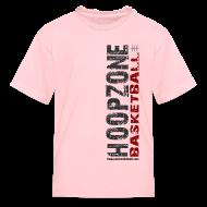 Kids' Shirts ~ Kids' T-Shirt ~ HZ sideways Kids w/dark art