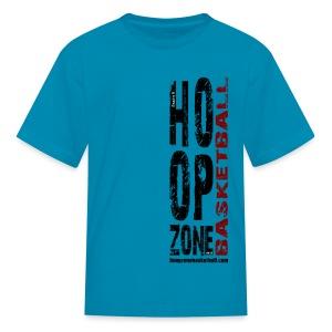 HZ Big Kids w/dark art - Kids' T-Shirt