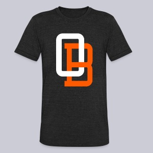 OB Friars - Unisex Tri-Blend T-Shirt by American Apparel