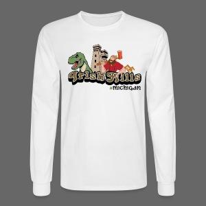 Irish Hills MI - Men's Long Sleeve T-Shirt
