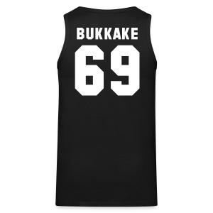 BUKKAKE TANK - Men's Premium Tank