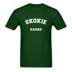 Skokie Raised - Men's T-Shirt