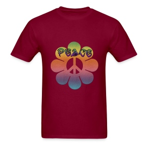 Mens Peace70   - Men's T-Shirt