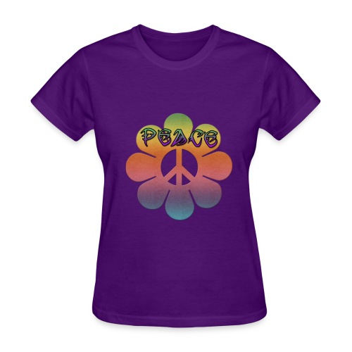 Womens Peace70 - Women's T-Shirt
