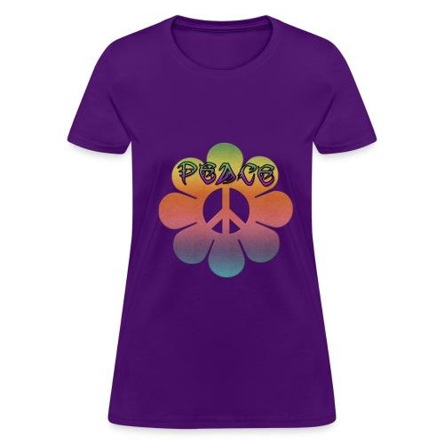Womens Peace70 - Women's T-Shirt