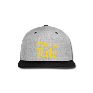 THUGLIFE Snapback - Snap-back Baseball Cap