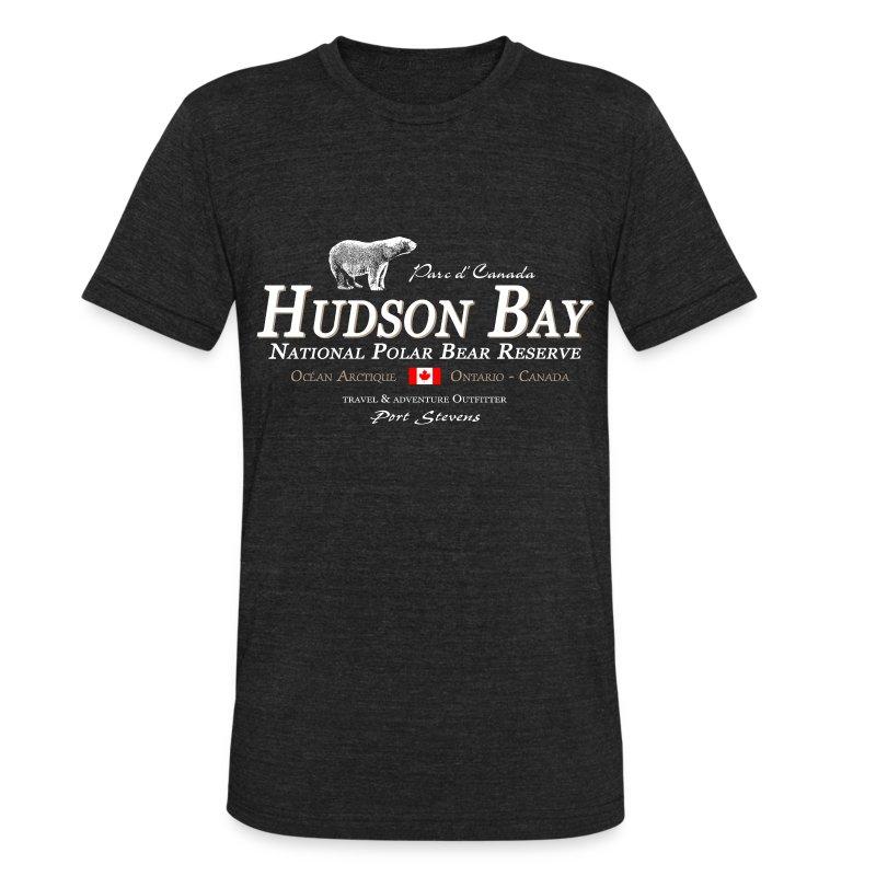 polar bear bear hudson bay canada tshirt spreadshirt