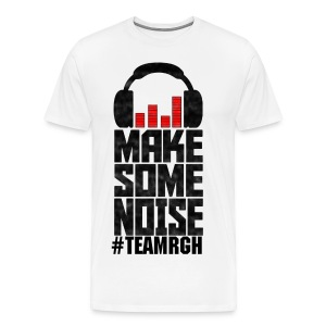 #TEAMRGH HYPE - Men's Premium T-Shirt
