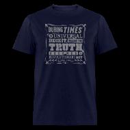 T-Shirts ~ Men's T-Shirt ~ Orwell Revolutionary Act