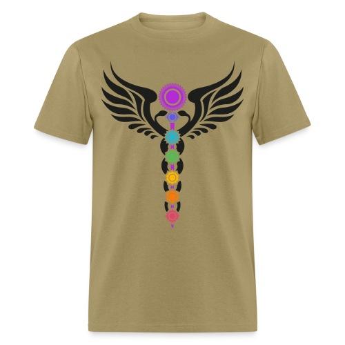 Chakra Healing Tee - Men's T-Shirt