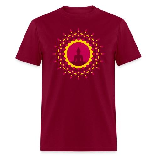 Meditation Mandala Tee - Men's T-Shirt
