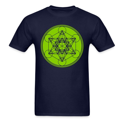Sacred Geometry Tee - Men's T-Shirt