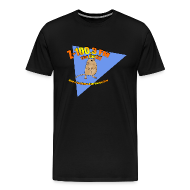 T-Shirts ~ Men's Premium T-Shirt ~ Z-100.3 The Gerbil (Premium)