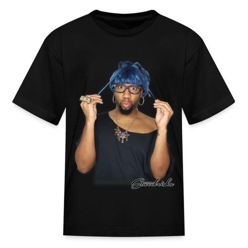 Kid Starr Black 1 - Kids' T-Shirt